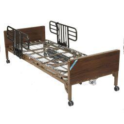 Semi-Electric Hospital Bed Set