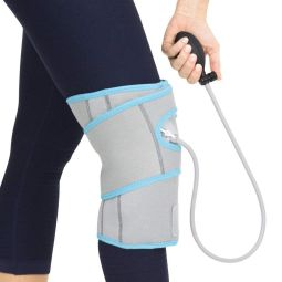 Compression Knee Ice Wrap