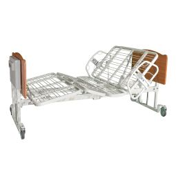 Comfort Wide Bariatric Low Bed