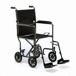 Transport wheelchair from Med Mart
