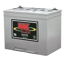 12v 73 AH Deep Cycle Gel-Cell Battery (Each)