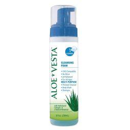 Aloe Vesta Foaming Cleansers