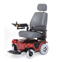 Dualer Power Wheelchair