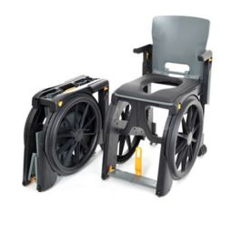 Clark Healthcare WheelAble Commode & Shower Chair
