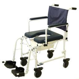 "Mariner Rehab Shower Chair w/ 5"" Wheels"