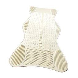 AquaSense Bath Mat with Massage Zones