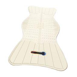 AquaSense Bath Mat with Temperature Indicator