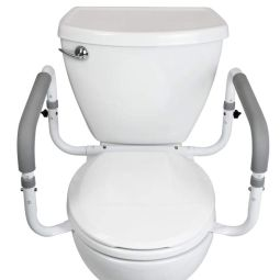 Compact Toilet Rail
