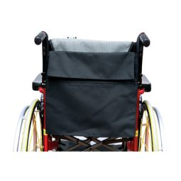 Large universal Carry Pouch for wheelchair