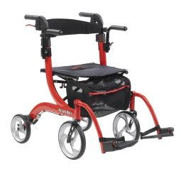 Nitro Duet Rollator & Transport Chair
