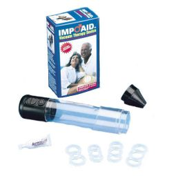 ImpoAid Battery Vacuum Erection Penis Pump