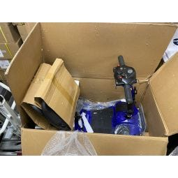 M34 Travel Scooter - Blue - Open Box