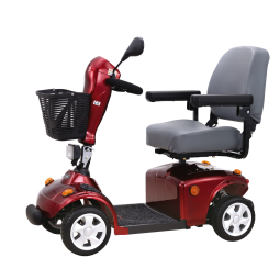 Wheel Bariatric Scooter FR 168-4S II