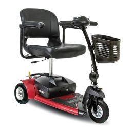 Pride Go-Go Ultra X 3-Wheel red