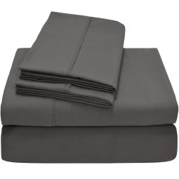 Bare Home Ultra-Soft Microfiber Premium Sheet Set