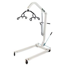 Hoyer HML400 Hydraulic Patient Lift left front MedMart.com