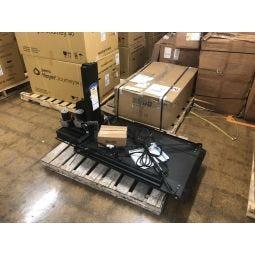 Side Door Hybrid Platform Lift - Open Box