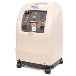 Invacare Perfecto2 V Oxygen Concentrator front view medmart.com