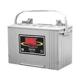 MK Battery 12V 88 AH Sealed Gel