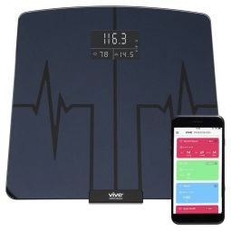 Digital Heart Rate Scale Compatible with Smart Devices