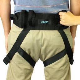 Transfer Belt with Leg Straps