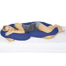 C-Shaped Body Pillow