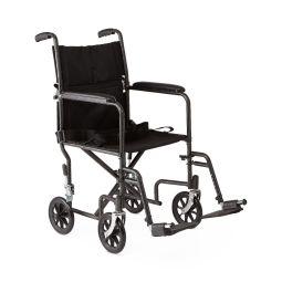 Basic Steel Transport Chairs