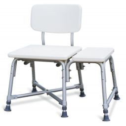 Non-padded Bariatric Transfer Benches