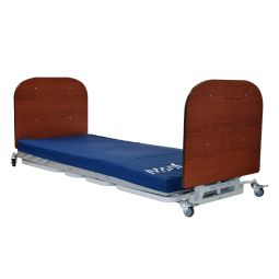 Med-Mizer AllCare Floor Level Low Bariatric Bed