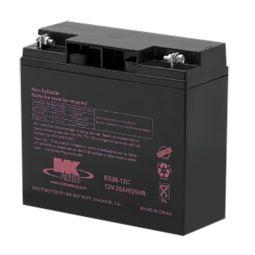 MK Battery 12V 20 AH Sealed Lead Acid