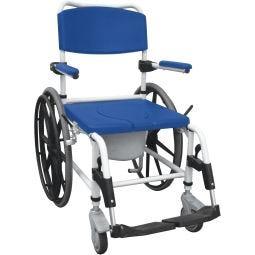 Aluminum Shower Commode Chair