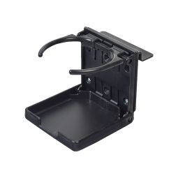 Cup Holder for Pride Mobility Scooters and Power Chairs With Recessed Arm Rest Pads