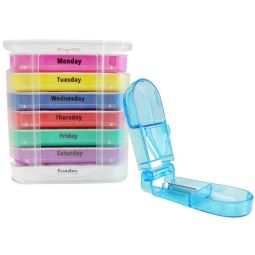 Stackable Pill Organizer