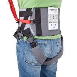 Molift RgoSling Ambulating Vest Groin Straps (Pair)