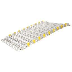 Aluminum Roll-Up Ramp