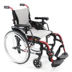 S-305 Ergonomic Wheelchair