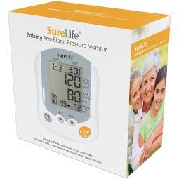 Surelife Universal Arm Blood Pressure Monitor (Talking)