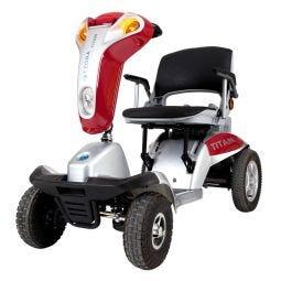 Tzora Titan Hummer 4-Wheel Scooter