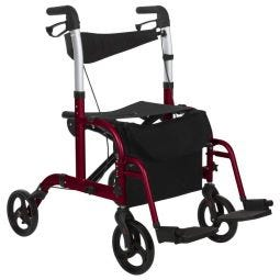Vive Rollator & Transport Chair