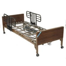 Semi-Electric Hospital Bed Set