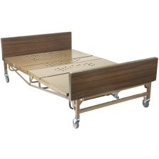 """Full Electric Bariatric Hospital Bed (54"""" Width)"""