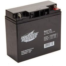 Sealed Lead Acid (SLA) Battery (AGM) - Nut and Bolt Terminals - 12V 18AH