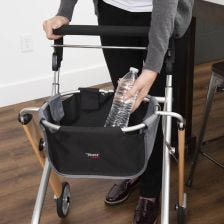 Large Replacement Bag Accessory for Let's Go Rollator