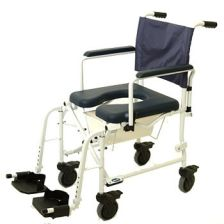 "Mariner Rehab Shower Chair w/ 5"" Wheels"