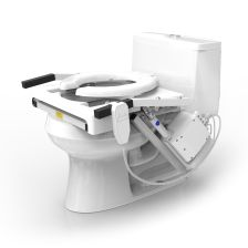 TILT® Toilet Incline Lift (Battery Powered)