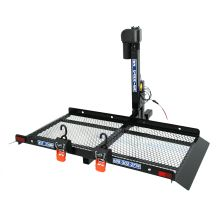 EZ Carrier Automatic Electric Scooter & Power Wheelchair Vehicle Lift Carrier