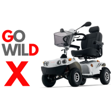 All Terrain Mobility Scooter FR GDX