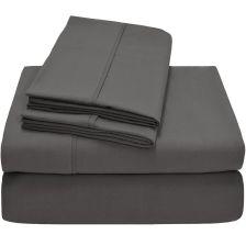 Bare Home Ultra-Soft Microfiber Premium Sheet Set