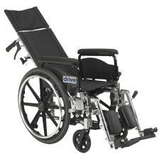 Viper Plus GT Full Reclining Wheelchair