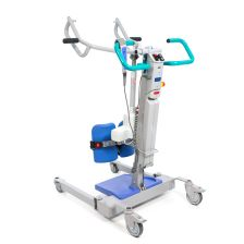 ArjoHuntleigh Sara 3000 Power Standing Lift left rear MedMartOnline.com